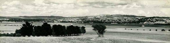 Panoramic view of Bathurst