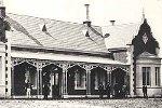 Bathurst Railway Station c.1876