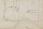 Sketch of plan for Bathurst settlement, 1818