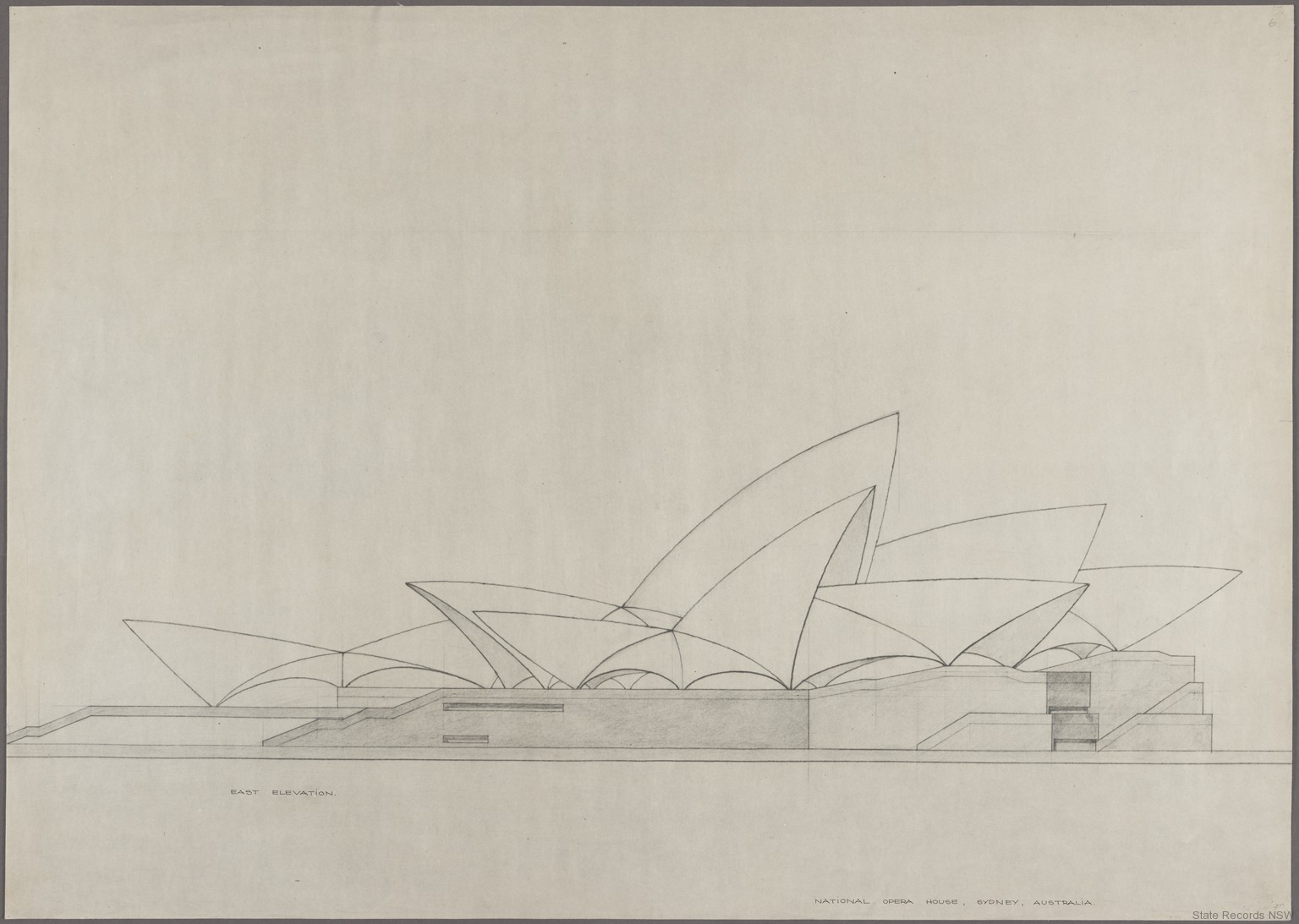 Sydney Opera House Utzon Drawings State Records Nsw