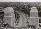 8. Sydney Harbour Bridge pylons, 1932