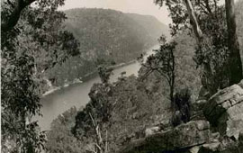 View of Nepean River from Glenbrook, n.d. Digital ID 12932_a012_a012X2445000005