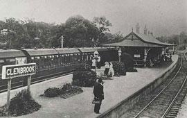 Glenbrook Railway Station, c1900. Digital ID 17420_a014_a014000729