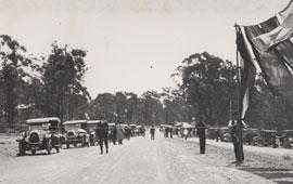 Opening Western Highway, 1928. Digital ID 17420_a014_a014001360