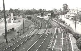 Springwood Railway Station 11 Feb 1953. Digital ID 17420_a014_a014000737