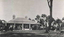 Settlers House in Lithgow, NSW, 1878. Digital ID 17420_a014_a014001366