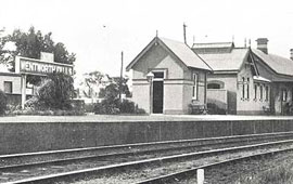 Wentworth Falls Railway Station, c1900. Digital ID 17420_a014_a014000760