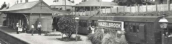 Hazelbrook Railway Station, c1915. Digital ID 17420_a014_a014000761